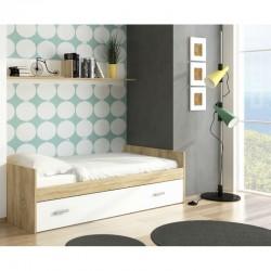 Dormitorio s/armario amb.01...