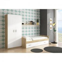 Dormitorio c/armario amb.01...