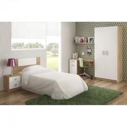 Dormitorio s/armario amb.07...