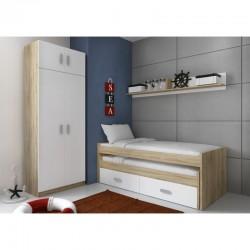 Dormitorio c/armario amb.04...