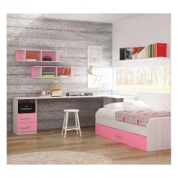 Dormitorio juvenil...